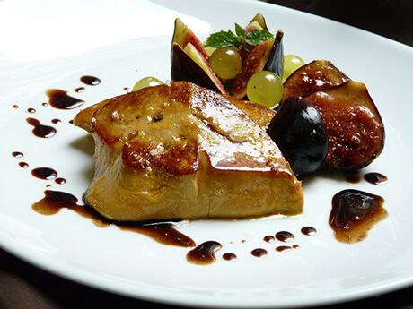 Escalopes de foie gras de canard cru surgelées – Origine UE